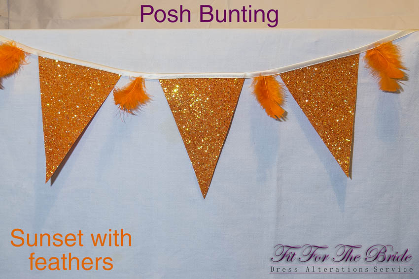 Posh Bunting - Sunset
